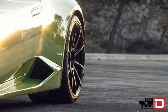 Klassen iD Lamborghini Huracan LP 610-4