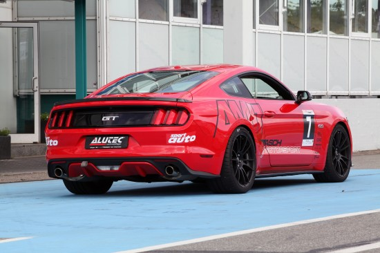 KW Automotive Ford Mustang