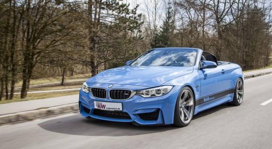 KW BMW M4 Convertible