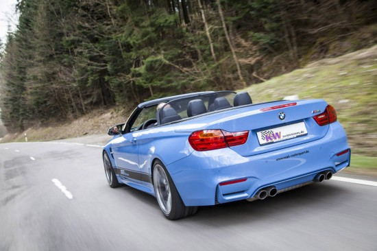 KW BMW M4 Convertible