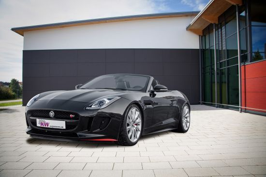 KW Jaguar F-Type