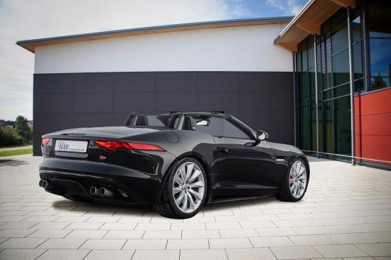 KW Jaguar F-Type