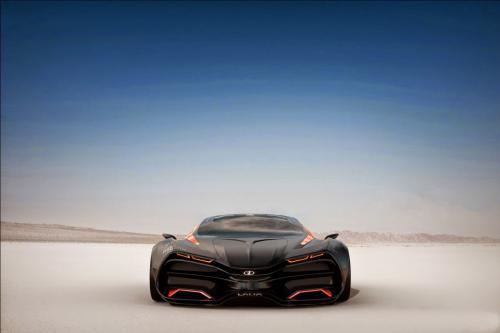 Лада - новый концепт суперкара - фотография lada
