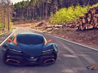 2015 Lada Raven Supercar Concept, 2 of 11