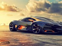 2015 Lada Raven Supercar Concept, 5 of 11