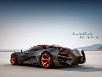 2015 Lada Raven Supercar Concept, 8 of 11