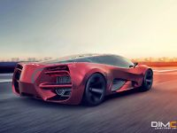 2015 Lada Raven Supercar Concept, 10 of 11
