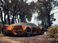 2015 Lada Raven Supercar Concept, 11 of 11