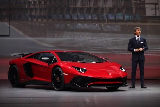 Lamborghini Avendator Supervelove