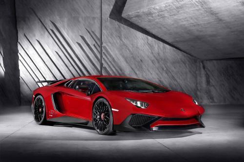 Lamborghini представляет  Superveloce - фотография lamborghini