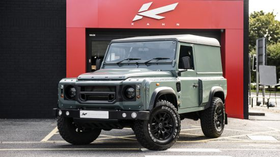 Land Rover Defender Hard Top CWT by Kahn