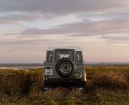 2015 Land Rover Defender Heritage, 3 of 5