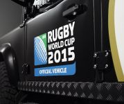 2015 Land Rover Rugby World Cup Defender , 11 of 22