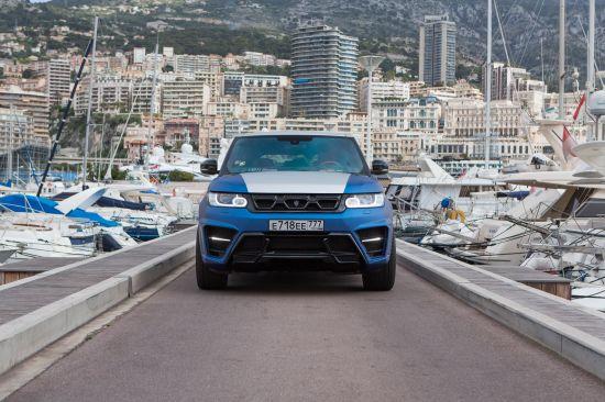 Larte Design Range Rover Sport WINNER