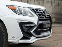 thumbnail image of 2015 Larte Lexus LX570 White Alligator