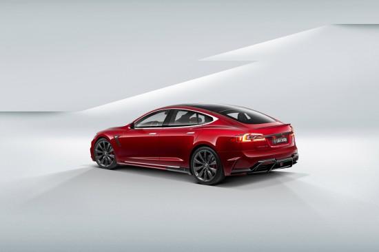 LARTE Tesla Model S