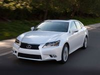 2015 Lexus GS 450h, 2 of 20