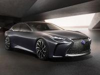 2015 Lexus LF-FC Concept, 2 of 20