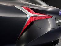 2015 Lexus LF-FC Concept, 15 of 20