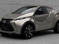 2015 Lexus LF-SA Concept, 3 of 8