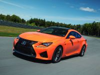 2015 Lexus RC F V8, 2 of 3
