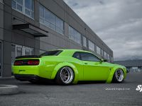 2015 Liberty Walk Dodge Challenger Hellcat Green , 3 of 5