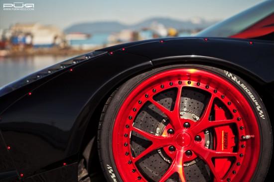 Liberty Walk Ferrari 458 Spider
