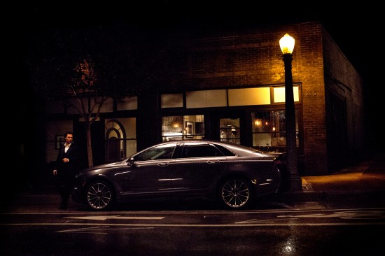 Lincoln MKZ and Matthew McConaughey