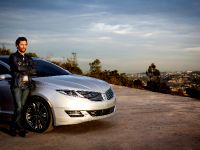 2015 Lincoln MKZ and Matthew McConaughey, 1 of 4