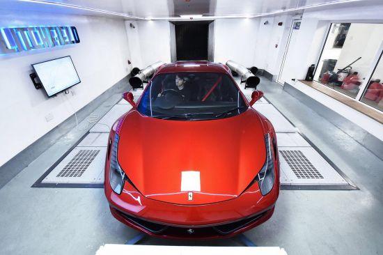 Litchfield Ferrari 458