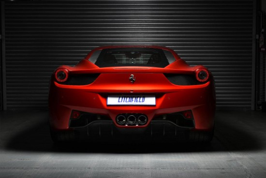 Litchfield Ferrari 458