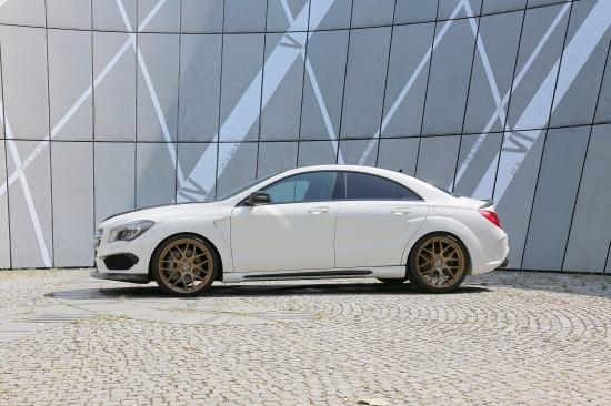 Loewenstein Mercedes-Benz CLA45 AMG