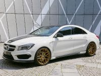 2015 Loewenstein Mercedes-Benz CLA45 AMG , 4 of 12