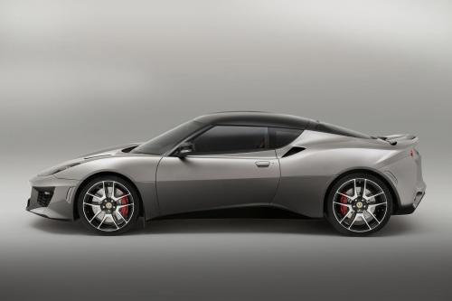 Новый Evora 400 от Lotus