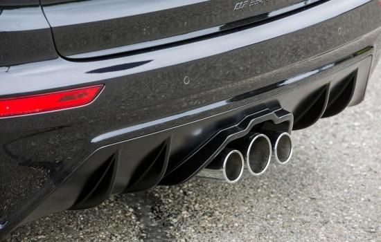 LUMMA Design Porsche Cayenne CLR 558 GTR