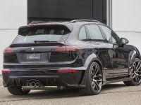 2015 LUMMA Design Porsche Cayenne CLR 558 GTR, 6 of 11