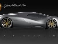 2015 Lyons Motor Car LM2 Streamliner, 1 of 7