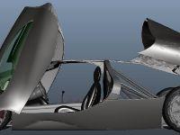 2015 Lyons Motor Car LM2 Streamliner, 6 of 7