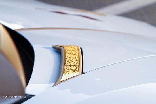 Maatouk Design Lamborghini Aventador Roadster