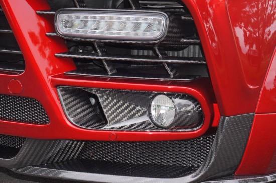 MANSORY Porsche Cayenne Turbo S