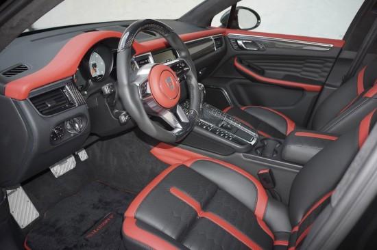 MANSORY Porsche Macan