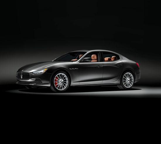 Maserati Ghibli S Q4 100th Anniversary Neiman Marcus Edition