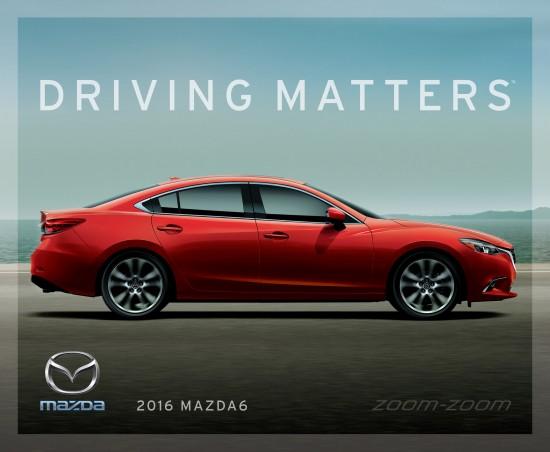 Mazda Drive Matters Campaign
