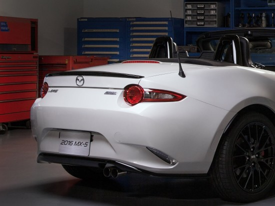 Mazda MX-5 Accessories Design Concept