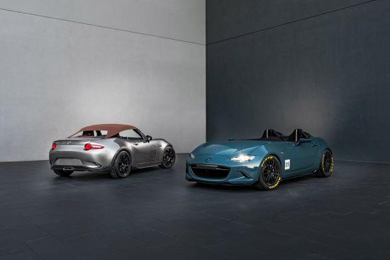 Mazda MX-5 Concepts SEMA Show