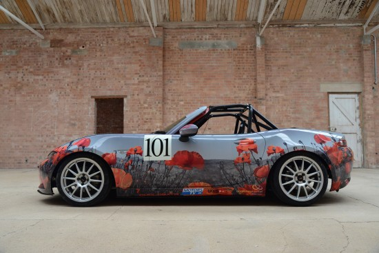 Mazda MX-5 Race of Remembrance
