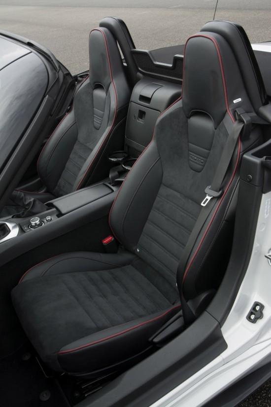 Mazda MX-5 Sport Recaro Limited Edition