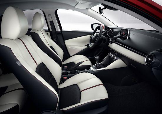 Mazda2 European Spec