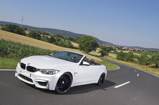 mbDESIGN BMW M4 Convertible