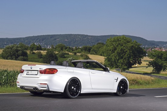 mbDESIGN BMW M4 Convertible